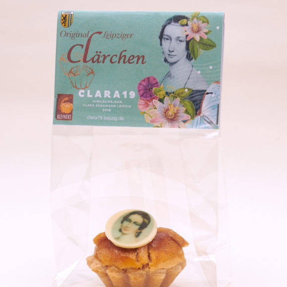 """Das """"Clärchen"""" als süße Hommage an Clara Schumann"""